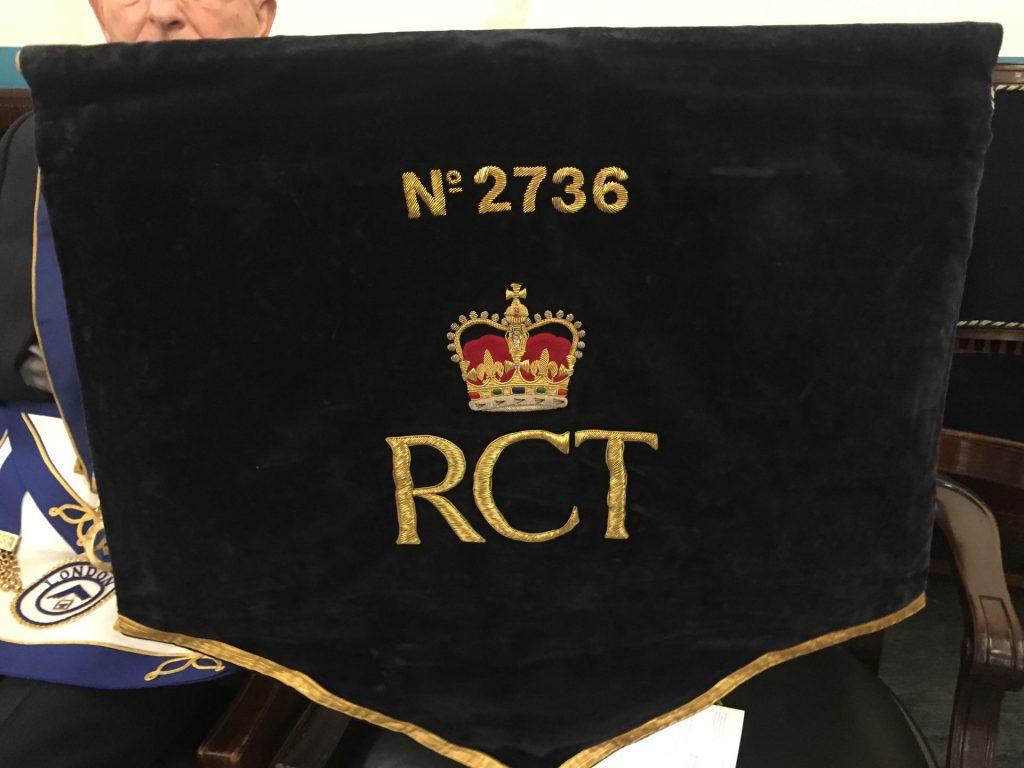 RCT Band Banner
